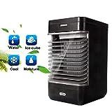 Volwco Climatiseur Individuel, Mini Climatiseur, Humidificateur Et Purificateur 3 en 1 Portables...