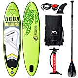 AQUA-MARINA Stand up Paddle Gonflable Sup AQUAMARINA Thrive 2019 Pack Complet 315x79x15cm Unisex...