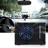 Yosoo 12V Mini Rafraîchisseur d'air Voiture Climatiseur Ventilateur Portable Refroidisseur d'eau...