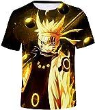 SERAPHY WOOKIT Unisexe T-Shirt Manga Japonais Top d'été Top Mode Personnage de Dessin Shirt...