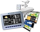 Aercus Instruments WeatherRanger Station Météo sans Fil avec WiFi et Publication en Temps Réel...