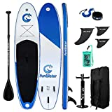 Tuxedo Sailor Stand Up Paddle Board Gonflable Ultra Léger Planche Surf Sup Accessoires Complets Kit...