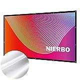 NIERBO Ecran Projection Anti-Pliage 100 Pouces 16:9