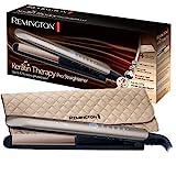 Remington Fer à Lisser, Lisseur, Plaques Advanced Ceramic, Chauffe Rapide, Lissage Professionnel, 5...