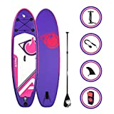 ADRN Siège de Kayak Universel pour Planche de Stand Up Paddle 29,5 x 53,5 x 46,5 cm