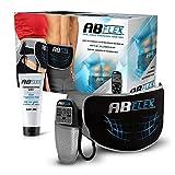 ABFLEX AB Toning Belt pour Les Muscles de l'estomac Mince et Tonique - Aucun Coussin de Remplacement...