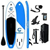 Tuxedo Sailor Stand Up Paddle Board Gonflable Ultra léger 320 x 84 x 15 cm Accessoires complets...