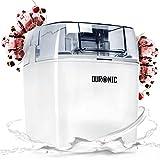 Duronic IM540 Sorbetière électrique à glace/sorbet/yaourt glacé/crème glacée - Idéal pour...