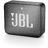 JBL GO 2 - Mini Enceinte Bluetooth portable - Étanche pour piscine & plage IPX7 - Autonomie 5hrs -...