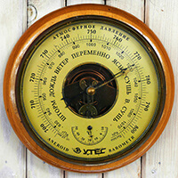 barometer-station meteo glossaire