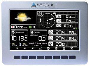 station meteo weatherranger console