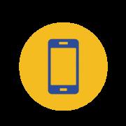 transmetteur fm bluetooth icone smartphone
