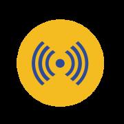 transmetteur fm bluetooth icone fm