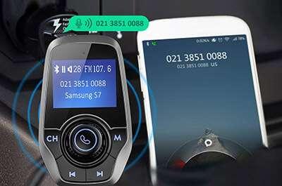 transmetteur FM Bluetooth 0025