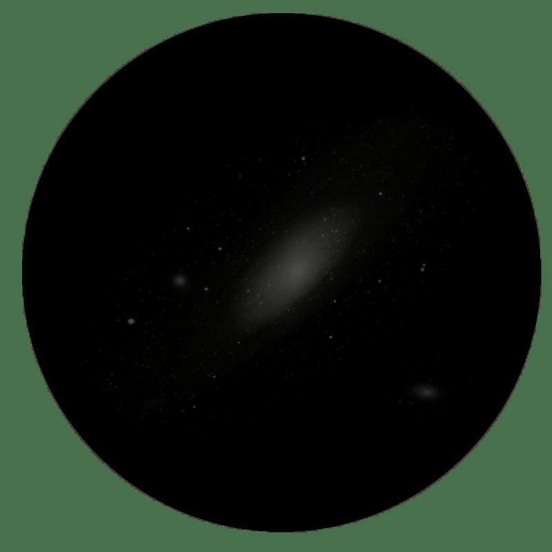 telescope enfant andromede x12