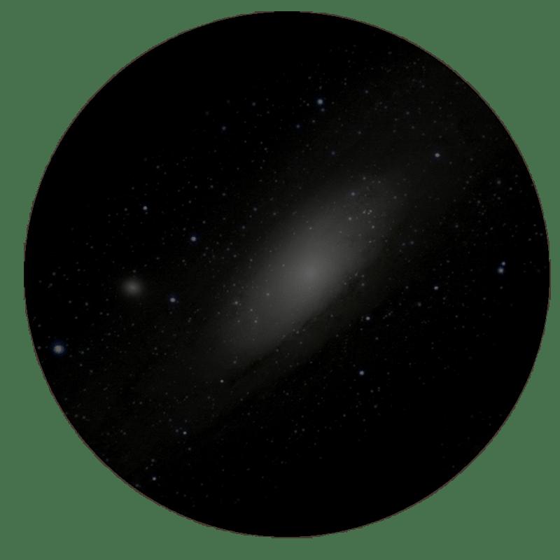 telescope enfant andromede x18