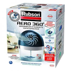 deshumidificateur rubson aero