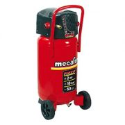 MECAFER Compresseur d'air vertical 50L 2HP FIFTY
