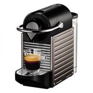 cafetiere dosette capsule Krups Nespresso Pixie