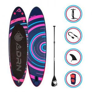 stand up paddle gonflable adrenalin spiral 325