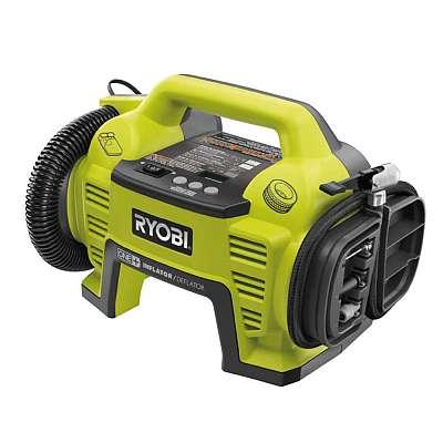 compresseur portatif Ryobi R18I-0