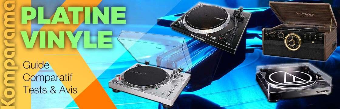 platine vinyle header