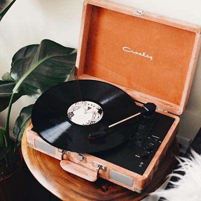 platine vinyle tourne disque crosley