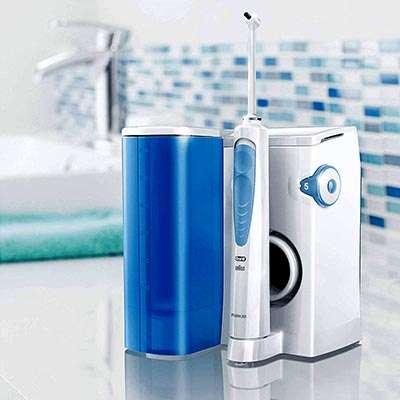 meilleur hydropulseur & jet dentaire