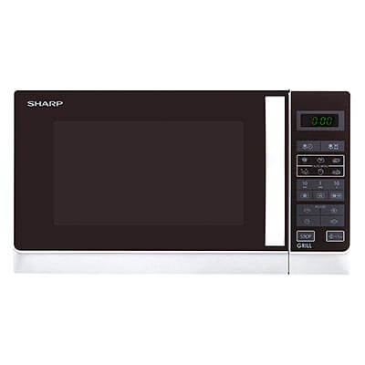 micro ondes grill Sharp R-742INW