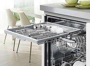 lave vaisselle plateau couverts