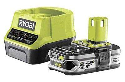 perceuse visseuse chargeur batterie ryobi 18v