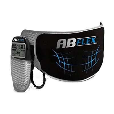 ceinture abdominale abflex toning belt