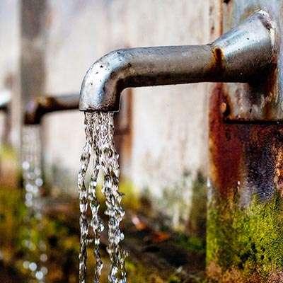 robinet retro